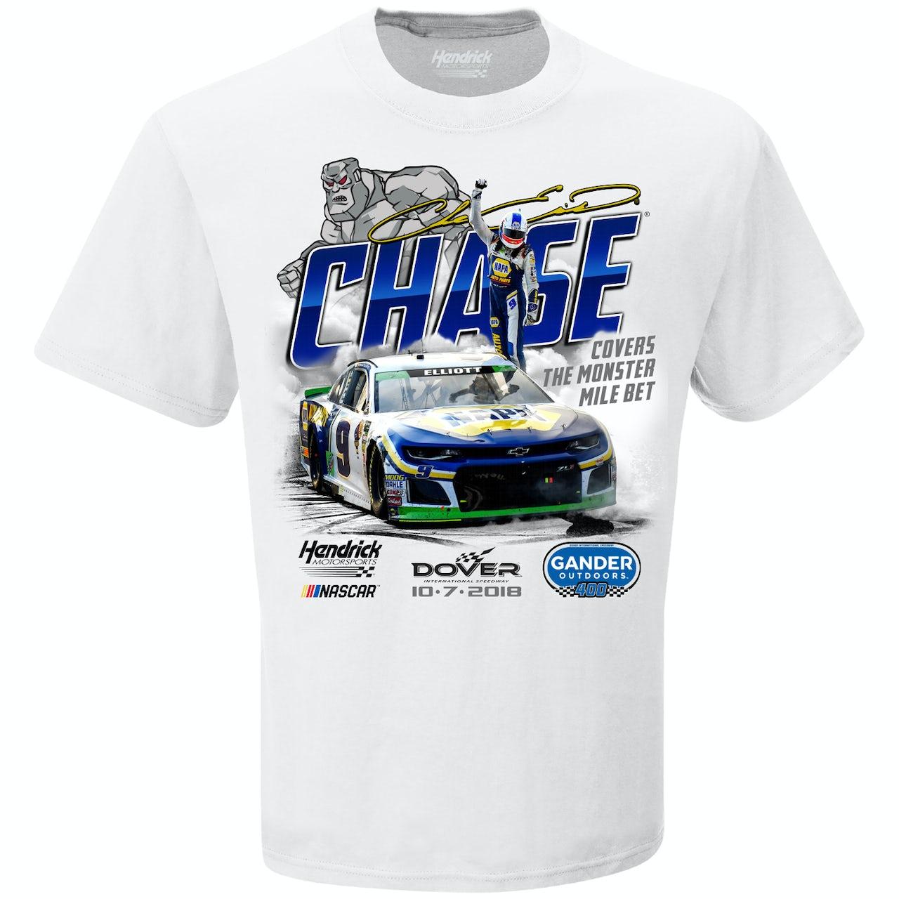 Chase Elliott T Shirt >> Hendrick Motorsports Chase Elliott Gander Outdoors 400 At Dover Race