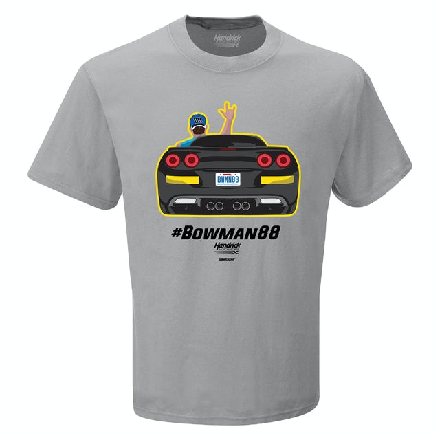 Hendrick Motorsports Alex Bowman #88 2018 NASCAR Emoji T-Shirt