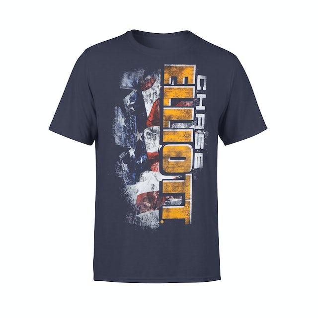 Hendrick Motorsports #9 NASCAR Chase Elliott TrueTimber Patriotic T-shirt