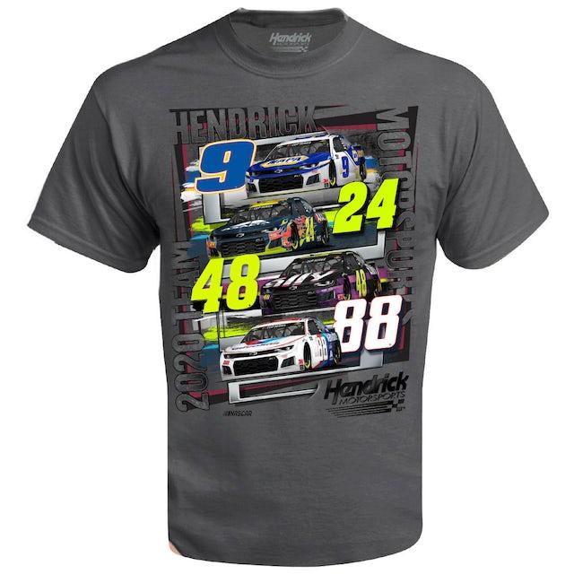 Hendrick Motorsports 2020 4-Car T-shirt
