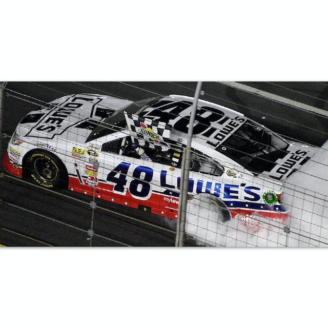 Hendrick Motorsports Jimmie Johnson 2013 NASCAR Sprint All-Star Race  1:24 Scale Diecast HOTO