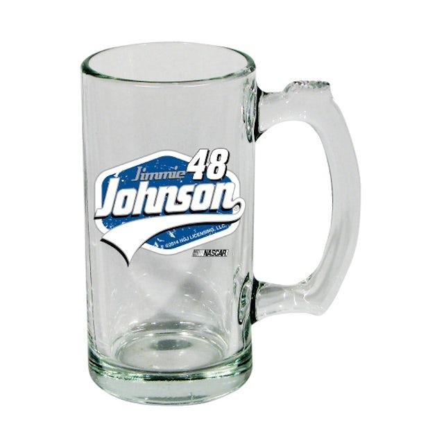 Hendrick Motorsports Jimmie Johnson-2014  13 oz, Glass Sports Mug