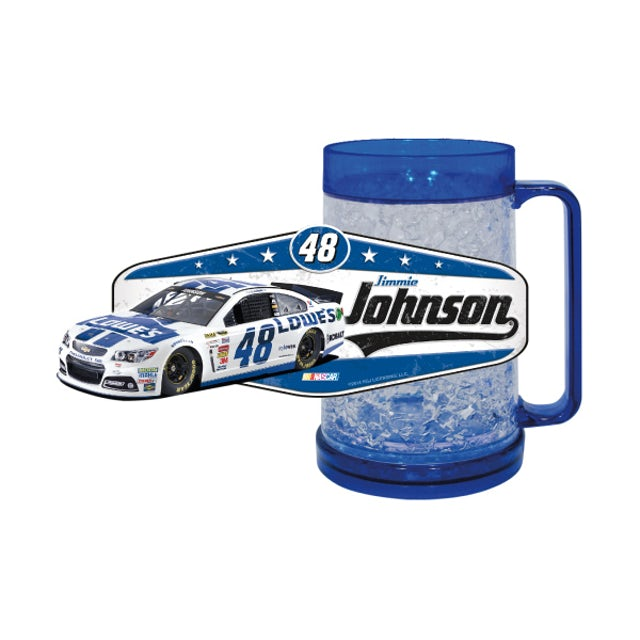 Hendrick Motorsports Jimmie Johnson-2014 16 0z Hi-Definition Freezer Mug
