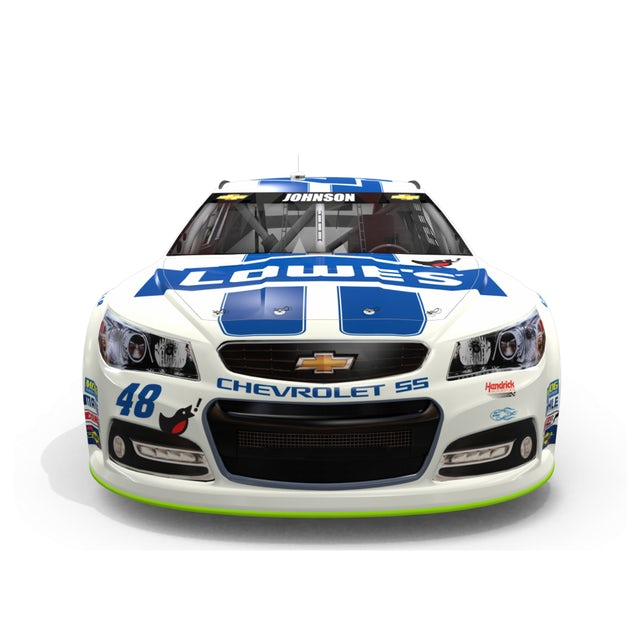 Hendrick Motorsports Jimmie Johnson - #48 Spring is Calling 2014 Nascar Sprint Cup Series Diecast 1:64 Scale HT