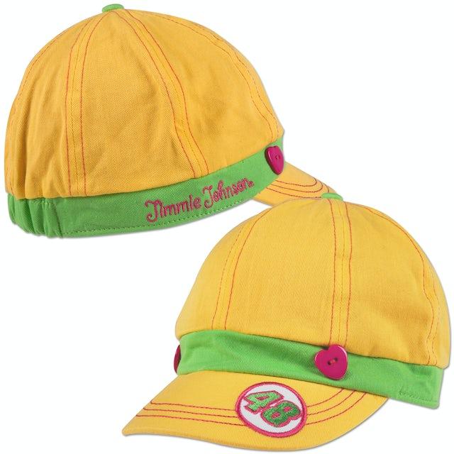 Hendrick Motorsports Jimmie Johnson #48 Girls Pageboy Hat