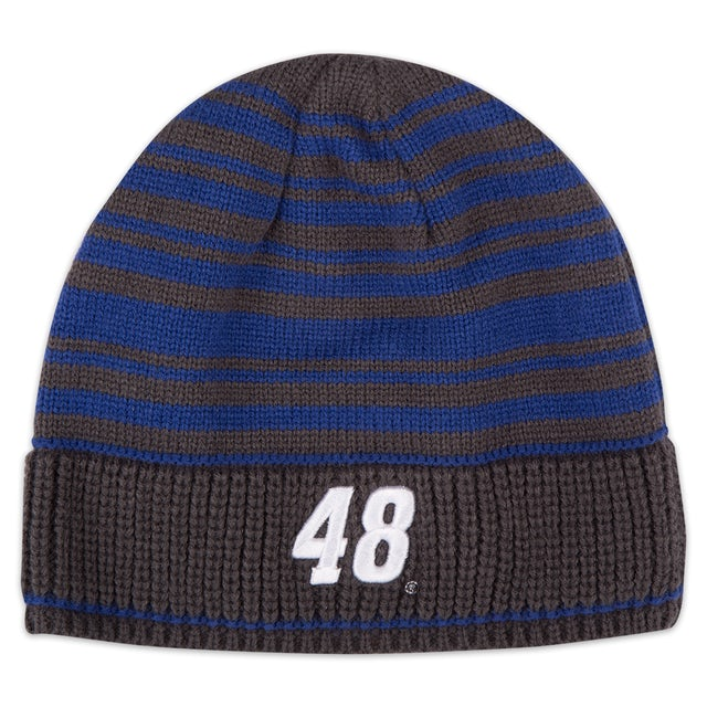 Hendrick Motorsports Jimmie Johnson #48 Draft Stripe Beanie Hat