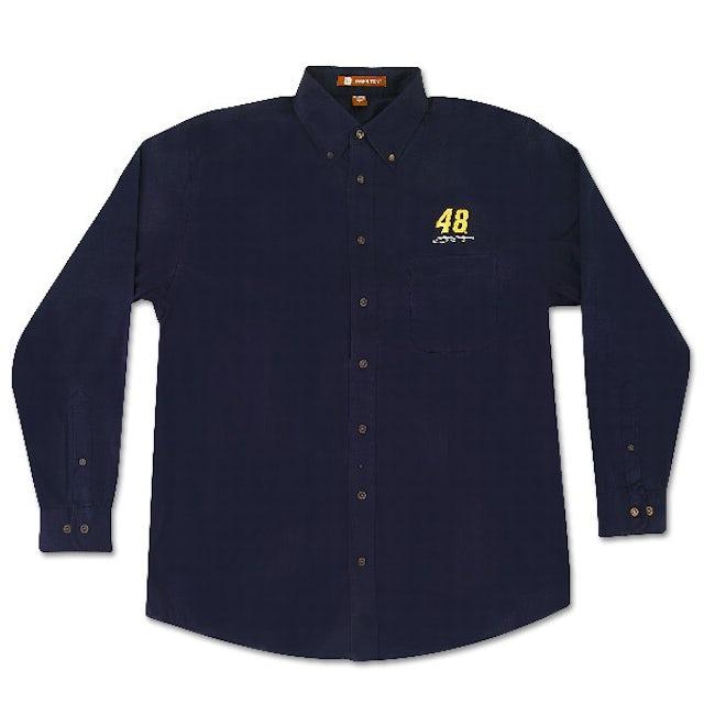 Hendrick Motorsports Jimmie Johnson #48 Twill Navy Shirt