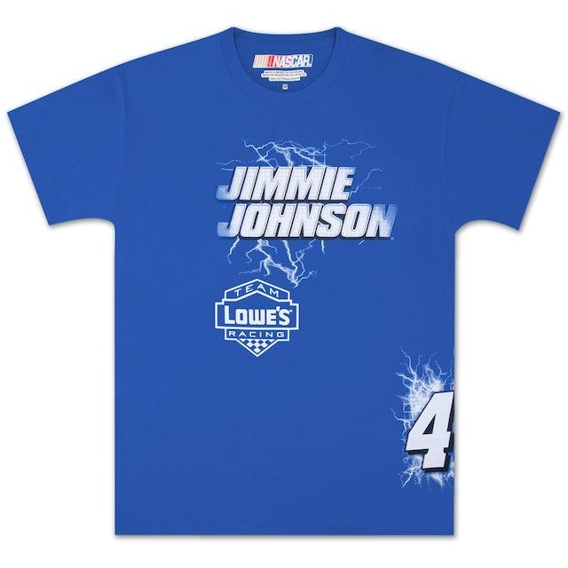 Hendrick Motorsports Jimmie Johnson Lowe's Electric T-shirt
