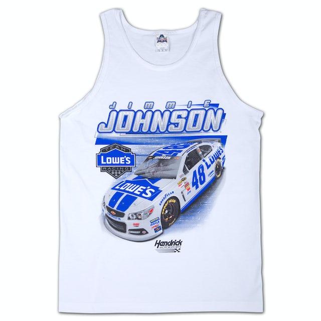 Hendrick Motorsports Jimmie Johnson Lowe's Race Tank