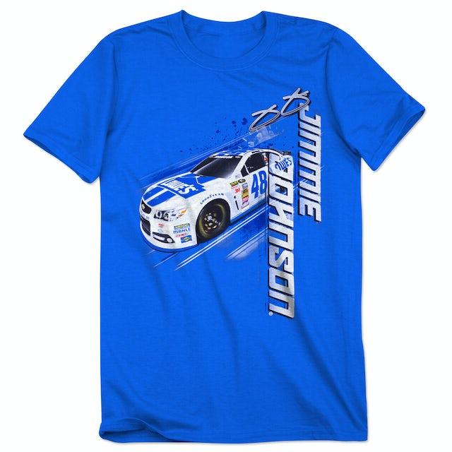 Hendrick Motorsports Jimmie Johnson - 2014 Chase Authentics  Lowe's Adult Drive Tee