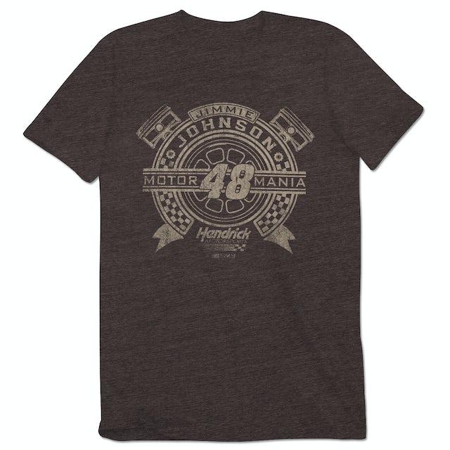 Hendrick Motorsports Jimmie Johnson #48 Speed & Power T-Shirt