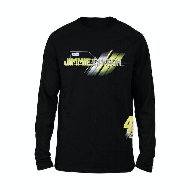 Hendrick Motorsports Jimmie Johnson #48 Full Throttle LS T-shirt