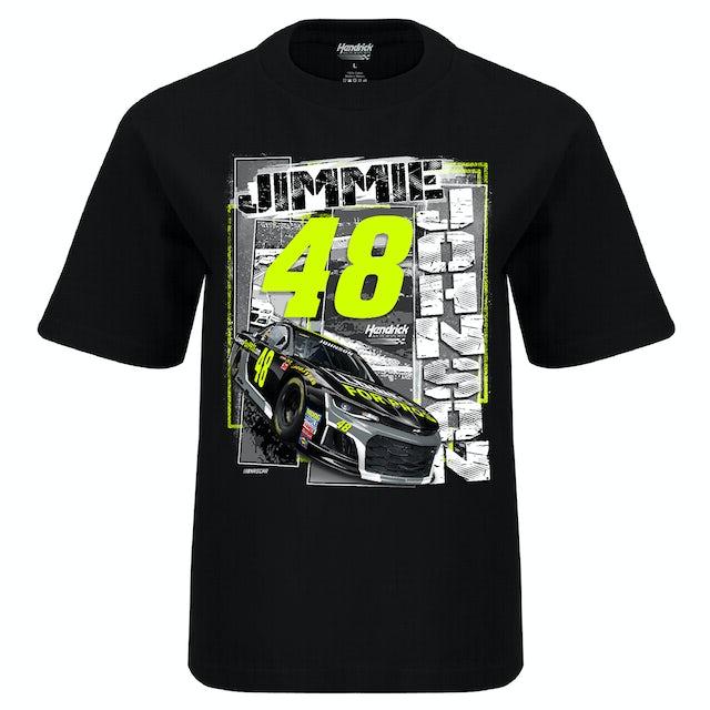 Hendrick Motorsports Jimmie Johnson #48 2018 Lowe's Youth Front Runner T-shirt