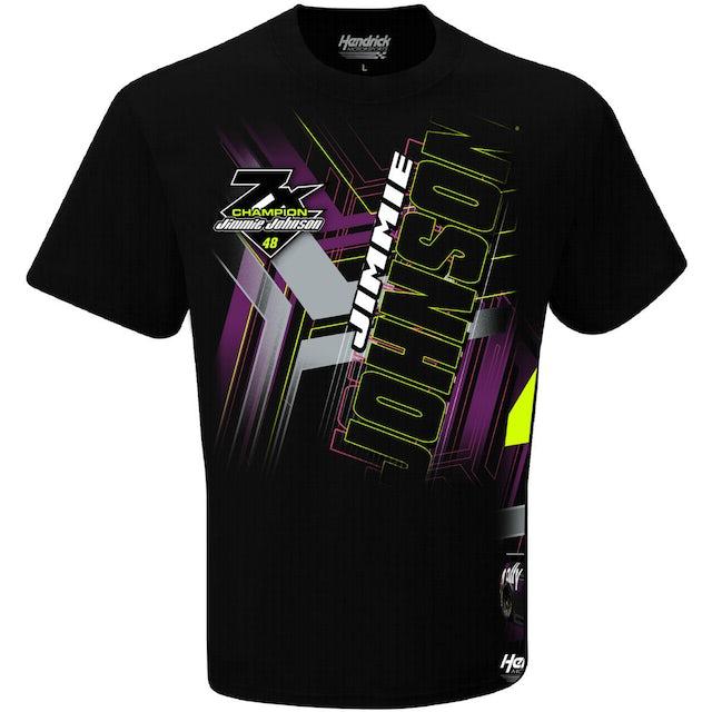 Hendrick Motorsports Jimmie Johnson #48 2020 Ally Vortex T-shirt