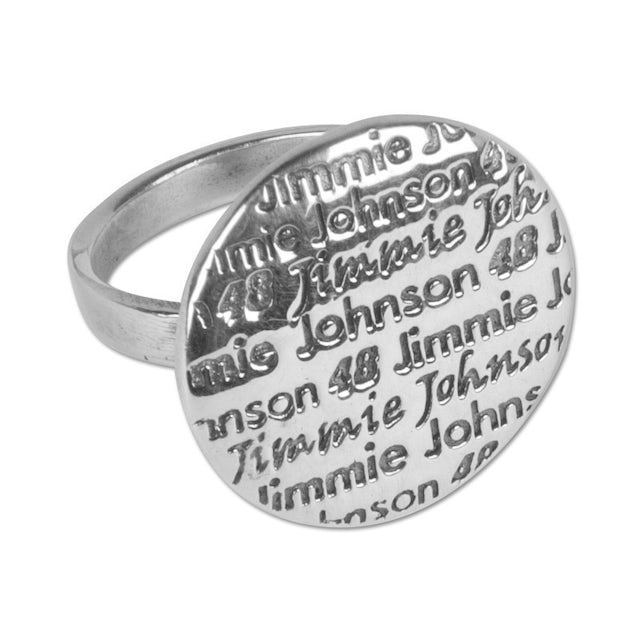 Jimmie Johnson #48 Infinity Ring