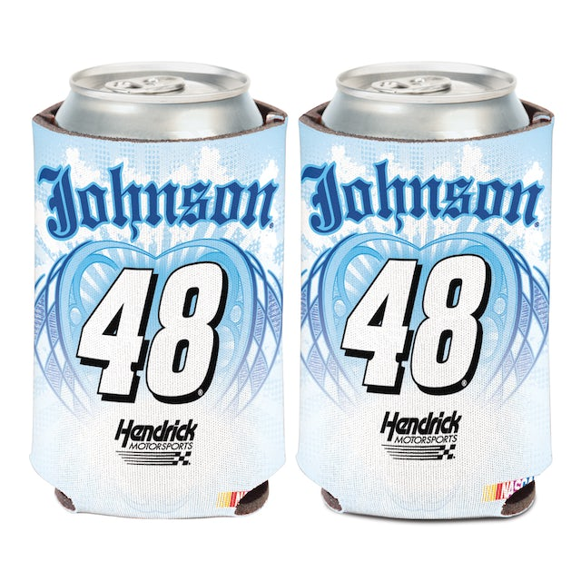 Jimmie Johnson-2014 12 oz. #48 Can Cooler