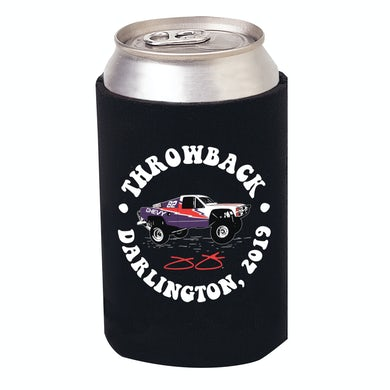 Jimmie Johnson 2019 Darlington Throwback #82 Truck Koozie