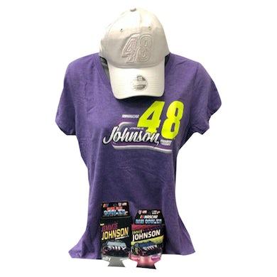 Jimmie Johnson Ladies Trackside Pack