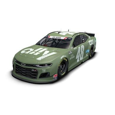 Jimmie Johnson #48 2020 Ally Patriotic NASCAR Cup HO 1:24 - Die Cast