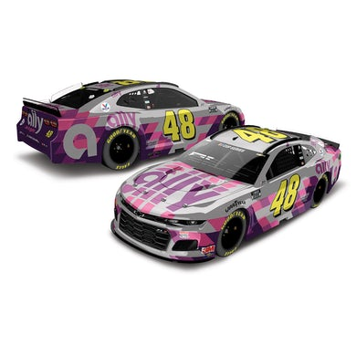Jimmie Johnson No. 48 Ally Finale NASCAR Cup Series 1:64 - Die Cast