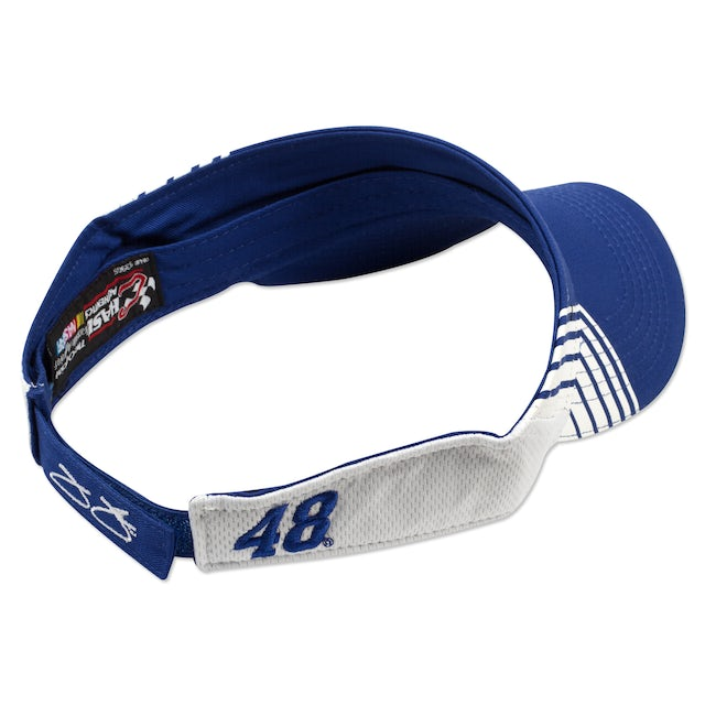 Jimmie Johnson 2015 Chase Authentics Adult Pit Stop Visor