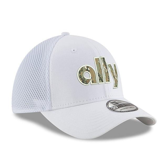 Jimmie Johnson #48 2019 NASCAR New Era 3930 ally Camo Hat