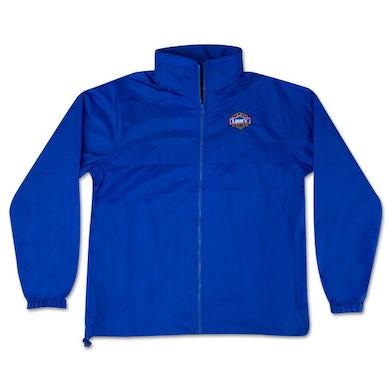 Jimmie Johnson Team Lowe's Racing Zip-Front Fold-Away Jacket