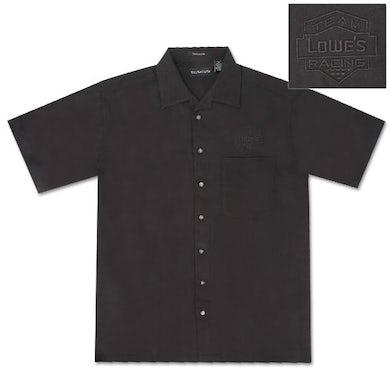 Jimmie Johnson Black Cabana Shirt