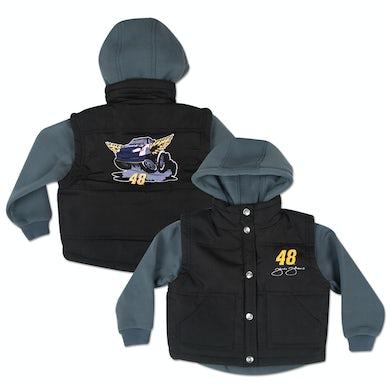 Jimmie Johnson #48 Toddler 3-1 Jacket set