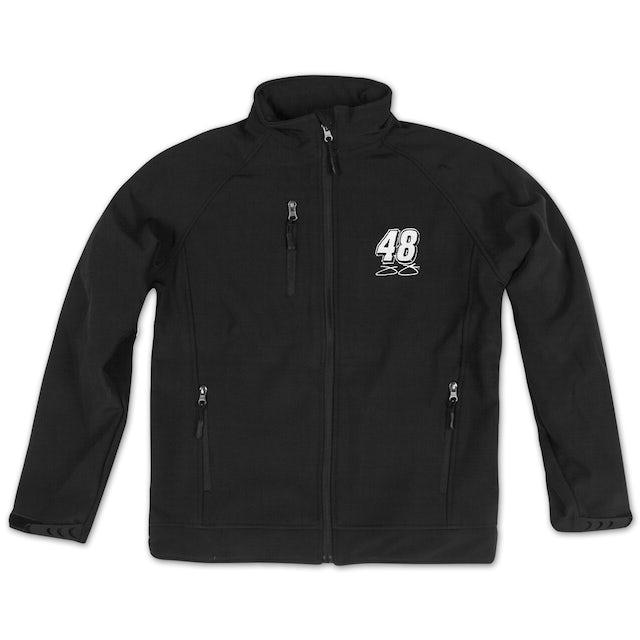 Jimmie Johnson #48 Signature Soft Shell Jacket