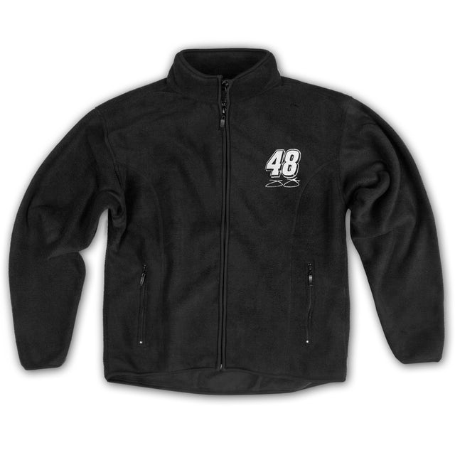 Jimmie Johnson #48 Ladies Signature Denali Polar Fleece