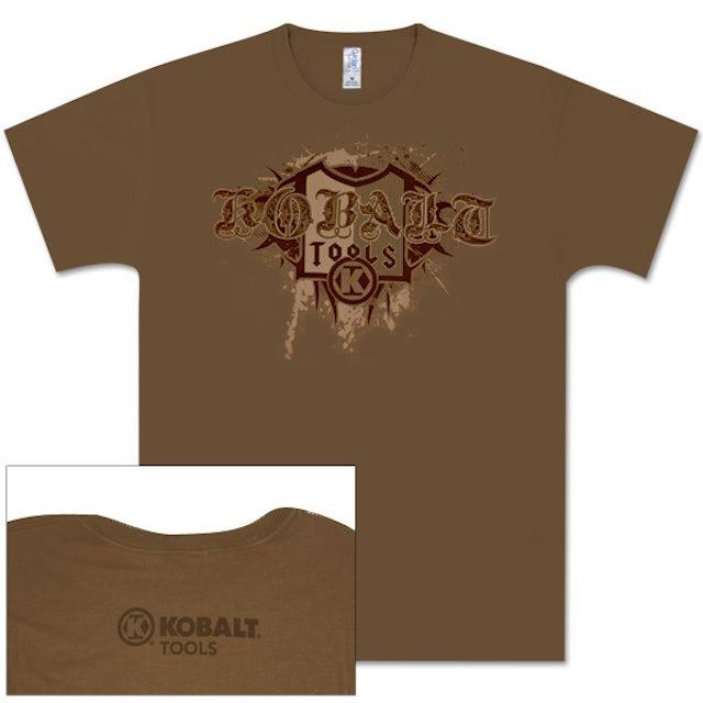 Jimmie Johnson EXCLUSIVE Kobalt Tools Scroll Logo T-Shirt