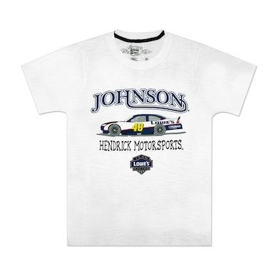 Jimmie Johnson #48 Youth Slub T-Shirt
