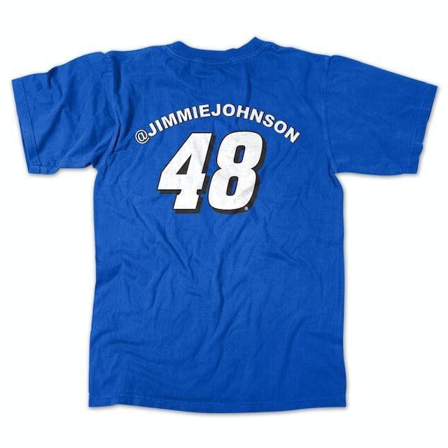 Jimmie Johnson LTD Edition EXCLUSIVE #6PACK T-shirt