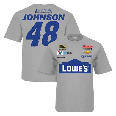 Jimmie Johnson #48 Youth Uniform T-Shirt