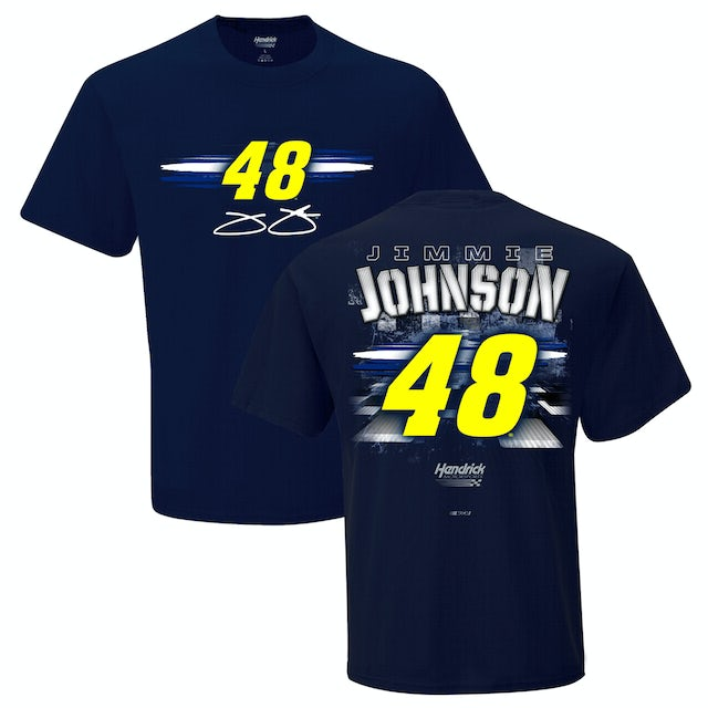 Jimmie Johnson #48 Fan Up T-shirt