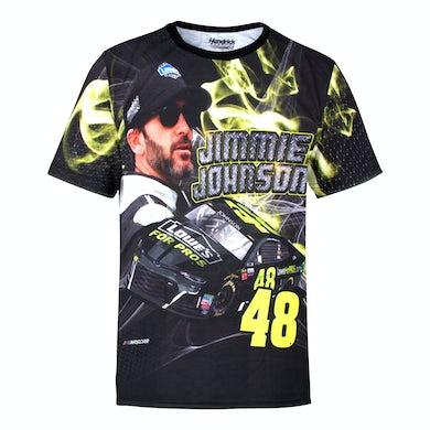 Jimmie Johnson #48 Prism Sublimated Driver T-shirt