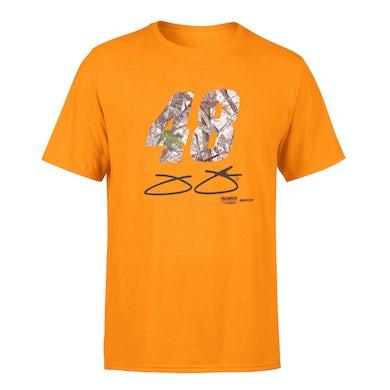 Jimmie Johnson 2018 #48 Youth TrueTimber Blaze T-shirt