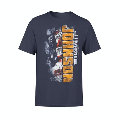 #48 NASCAR Jimmie Johnson TrueTimber Patriotic T-shirt
