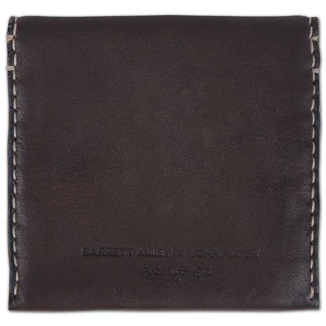 Barrett Alley X John Mayer Wallet Brown/Blue Stripe