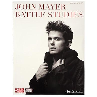 John Mayer Battle Studies Vocal/Guitar Songbook