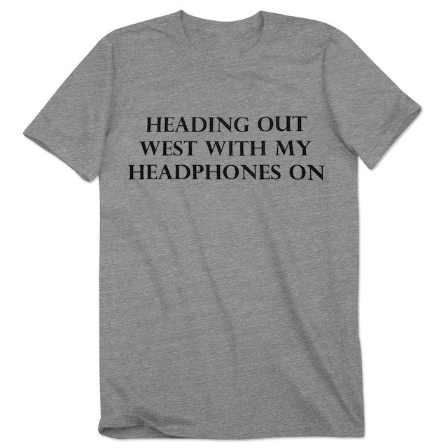 John Mayer Heading Out West T-Shirt