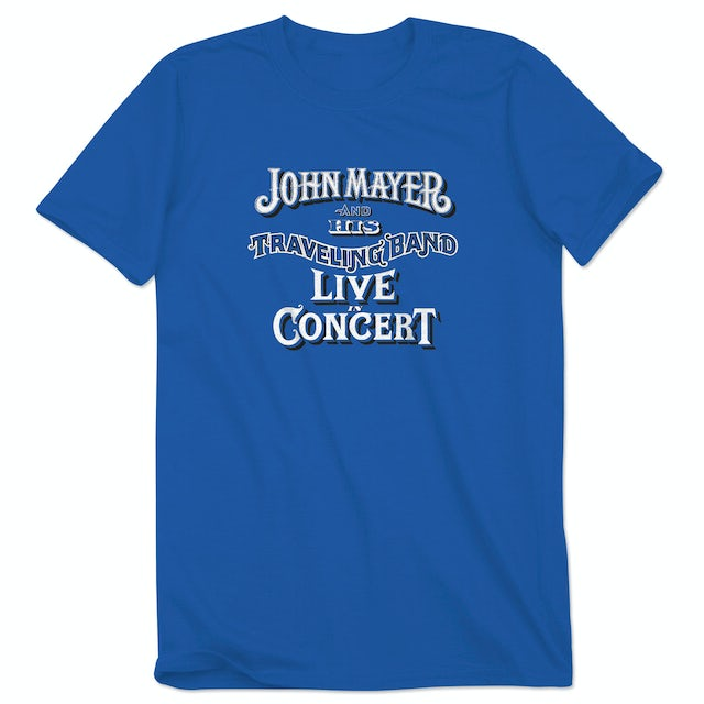 John Mayer Hartford Event T-Shirt