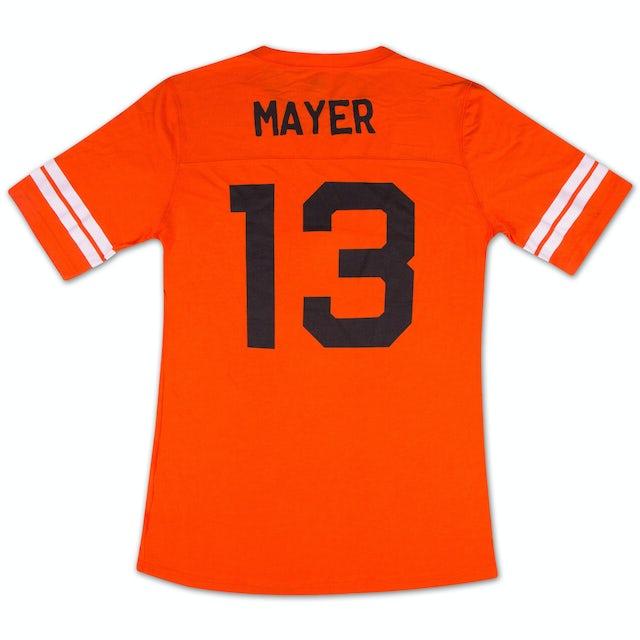 John Mayer Ladies Tiger World Tour Football Jersey