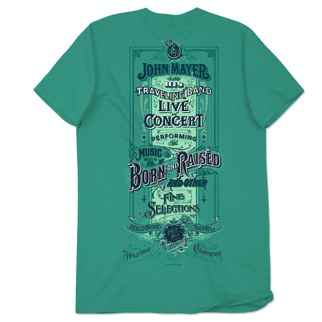 John Mayer Los Angeles Event T-Shirt