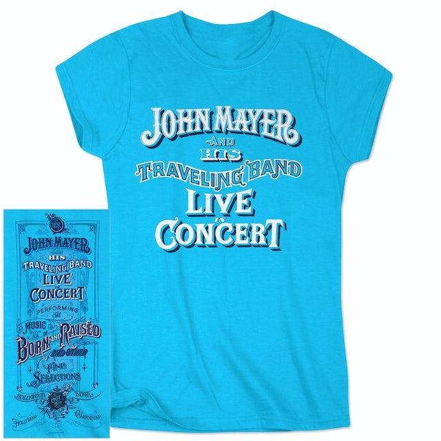 John Mayer Los Angeles Ladies Event T-Shirt
