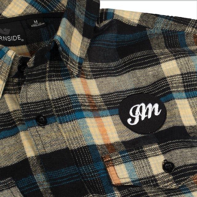 John Mayer Men's Flannel Shirt