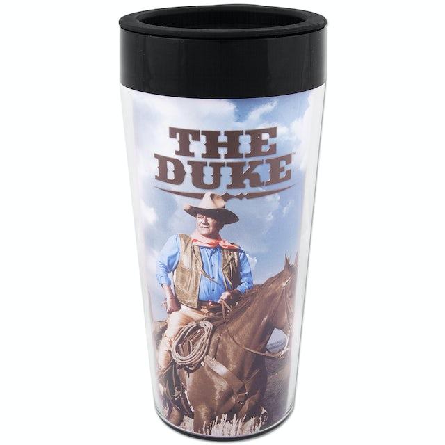 John Wayne 16oz Travel Mug