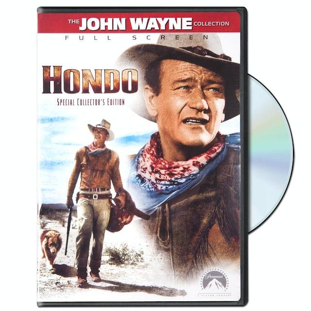 """John Wayne """"Hondo"""" Special Collector's Edition DVD (1953)"""