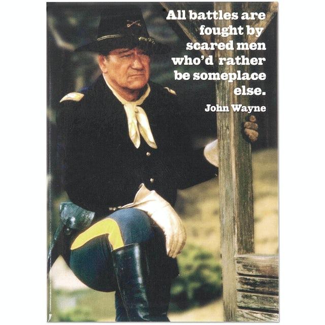 John Wayne Battles Fought Magnet